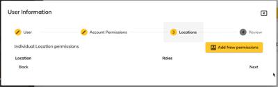 Cloud Account Permissions 4