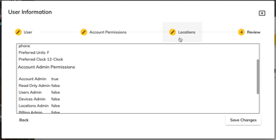 Cloud Account Permissions 5